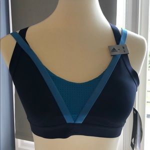 Adidas All Me Framing Sports Bra (new with tags)